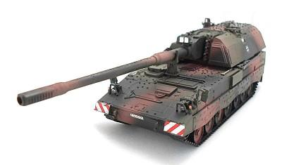 готовая модель танка Panzerhaubice 2000
