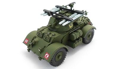 diecast military vehicle Staghound Mk. I 'Tulip'