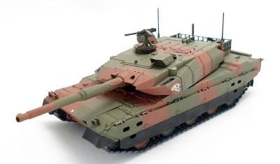 готовая модель танка JGSDF Type.10