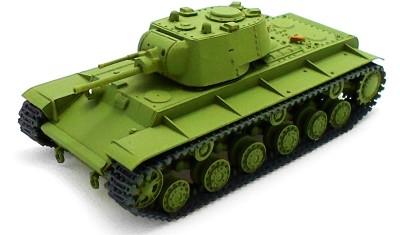 diecast tank KV-1 (pilot #1)