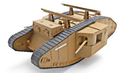 diecast tank MK.I Male (Gaza Strip)