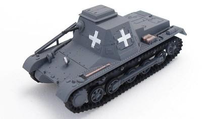 готовая модель танка PzBefWg I Ausf. B