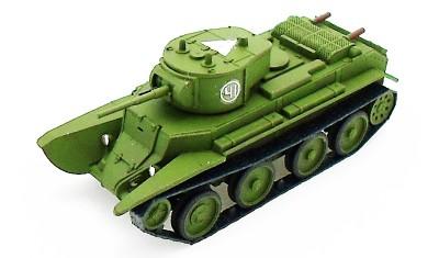 diecast tank BT-7 (1935)