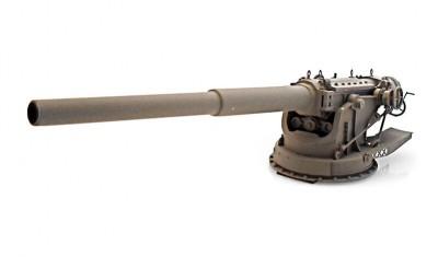 diecast gun 152/45mm Kane