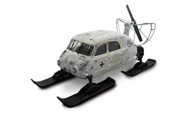diecast military vehicle Tatra V 755