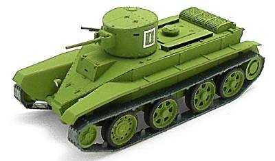 diecast tank BT-2