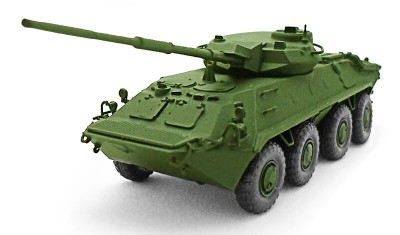 diecast military vehicle 2C14 Jalo S