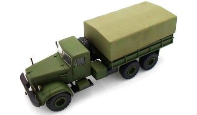 diecast truck KRAZ-255B