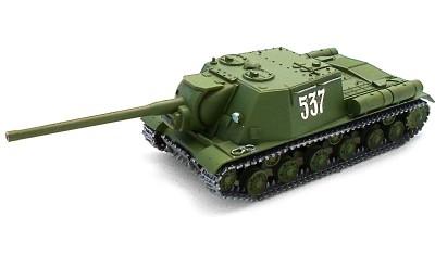 diecast tank ISU-122