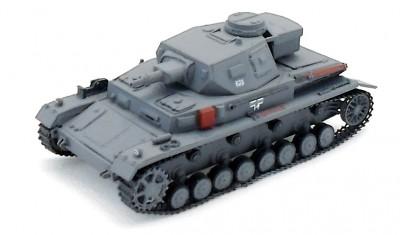 готовая модель танка Pz.IV Ausf. C