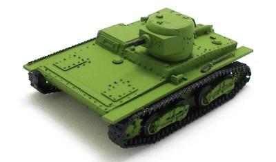 diecast tank T-38M