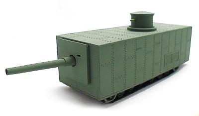 diecast tank Mendeleev Tank