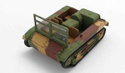 готовая модель танка C2P