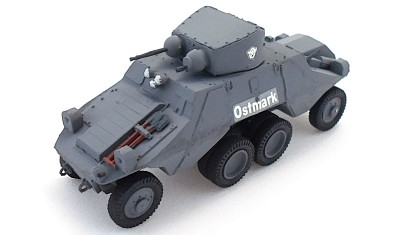 diecast military vehicle ADGZ