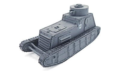 diecast tank LK-1