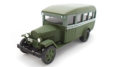 diecast car GAZ-03-30 (1946)