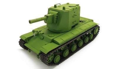 diecast tank KV-2(U-1)