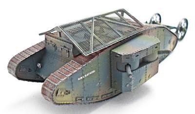 diecast tank Mk.I Female