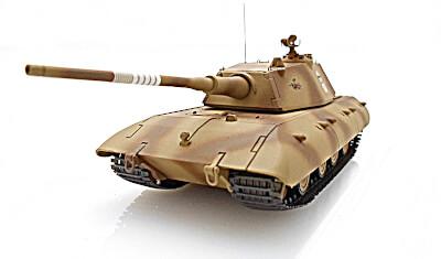 готовая модель танка E-100 Ausf. B