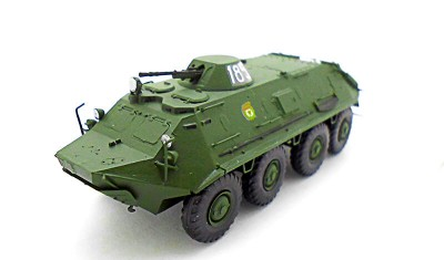 diecast military vehicle BTR-60