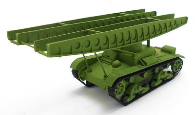 готовая модель танка СТ-26