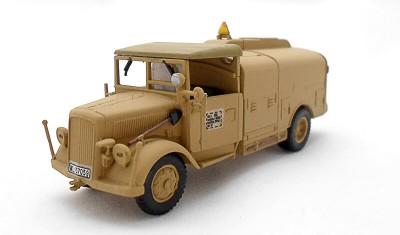 diecast truck Opel Blitz Tankwagen
