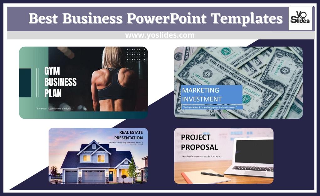 Best Business PowerPoint Templates 2021