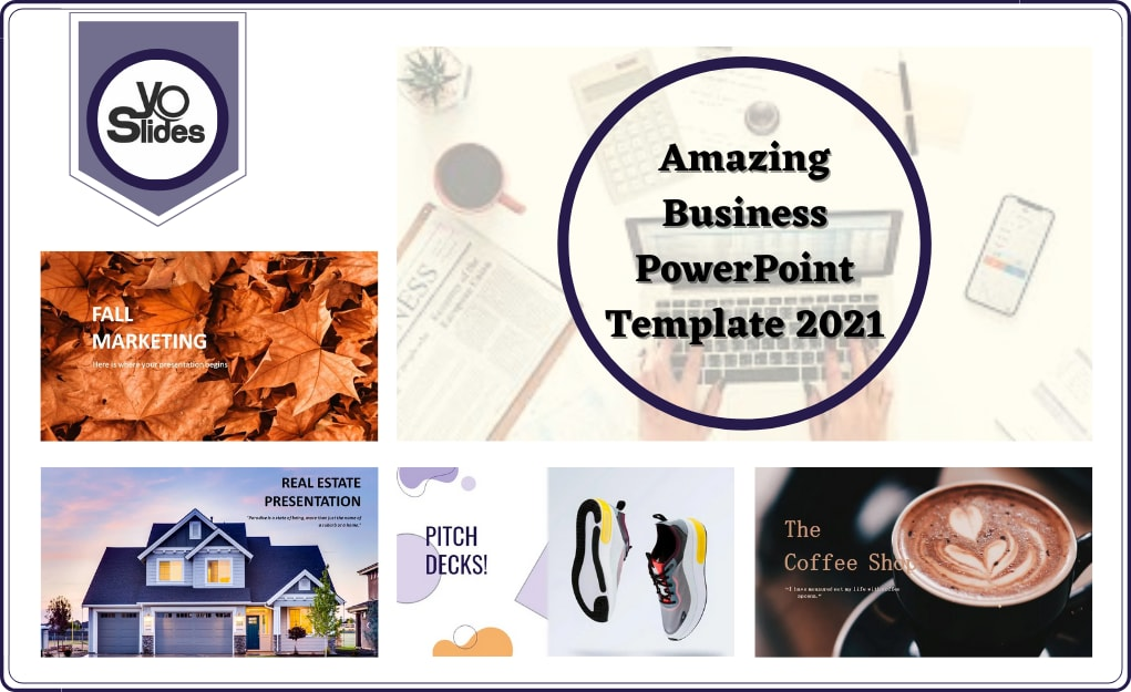 Amazing Business PowerPoint Template 2021