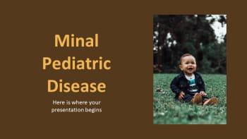 Pediatric Disease Presentation Templates