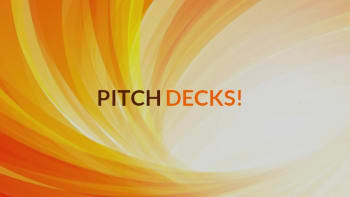 Varanasi Pitch Deck PowerPoint templates Download