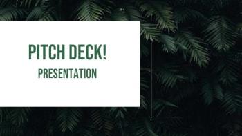 Hamburg Pitch Deck PowerPoint Templates Download