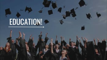 Rome free Education PowerPoint template Download