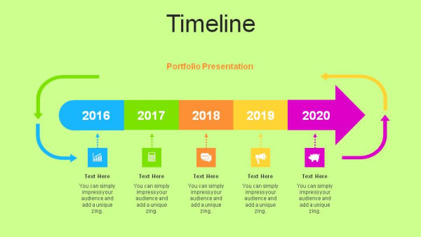 Berlin free PowerPoint template Download
