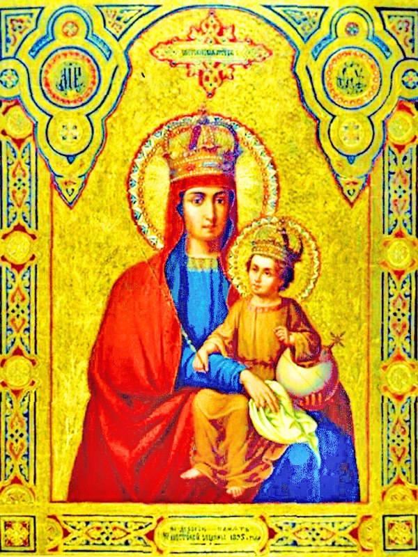 иконе Божией Матери Шестоковская (Шелтомежская)