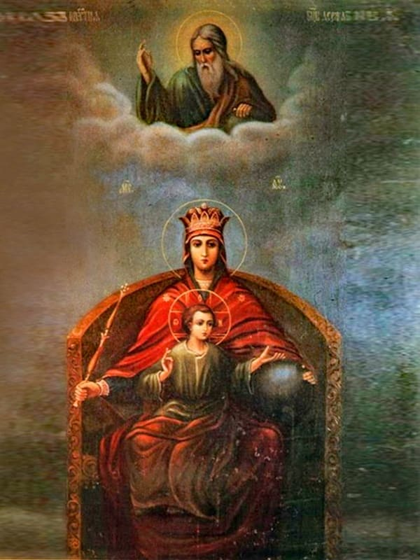 иконе Божией Матери «Державная»