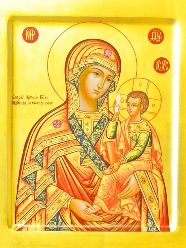 иконе Божией Матери Шуйской