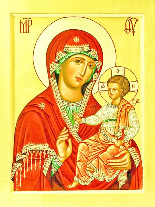 иконе Божией Матери Седмиезерная