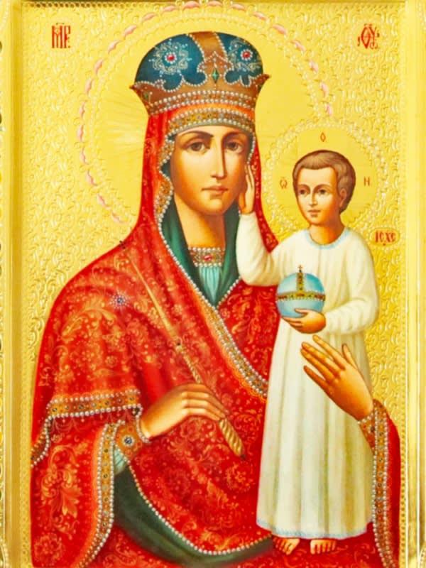 иконе Божией Матери «Призри на смирение»