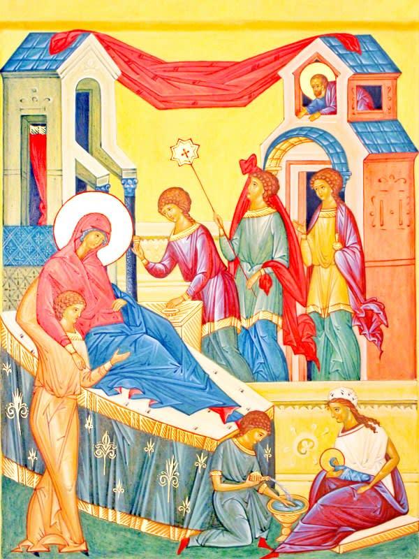 Рождеству Пресвятой Богородицы
