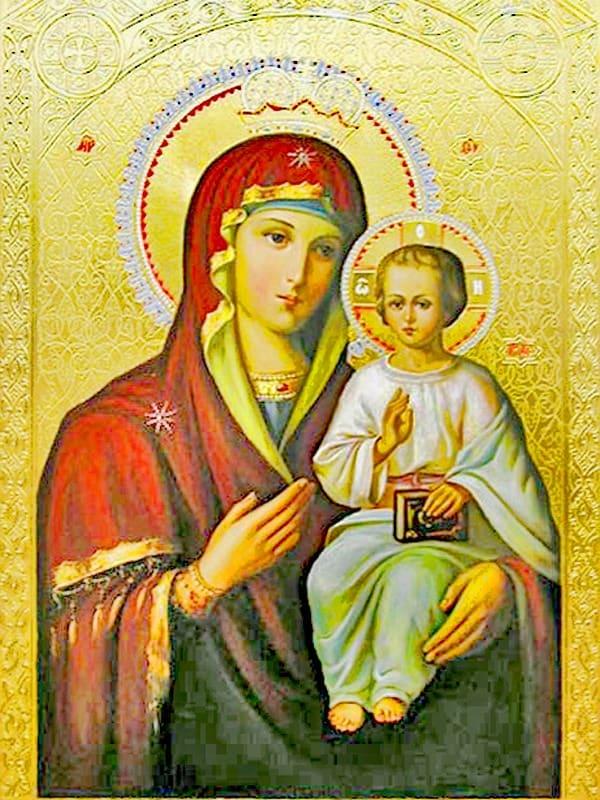иконе Божией Матери Оршанской