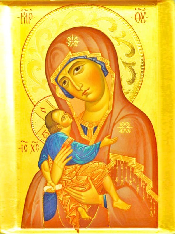 иконе Божией Матери Соболевская