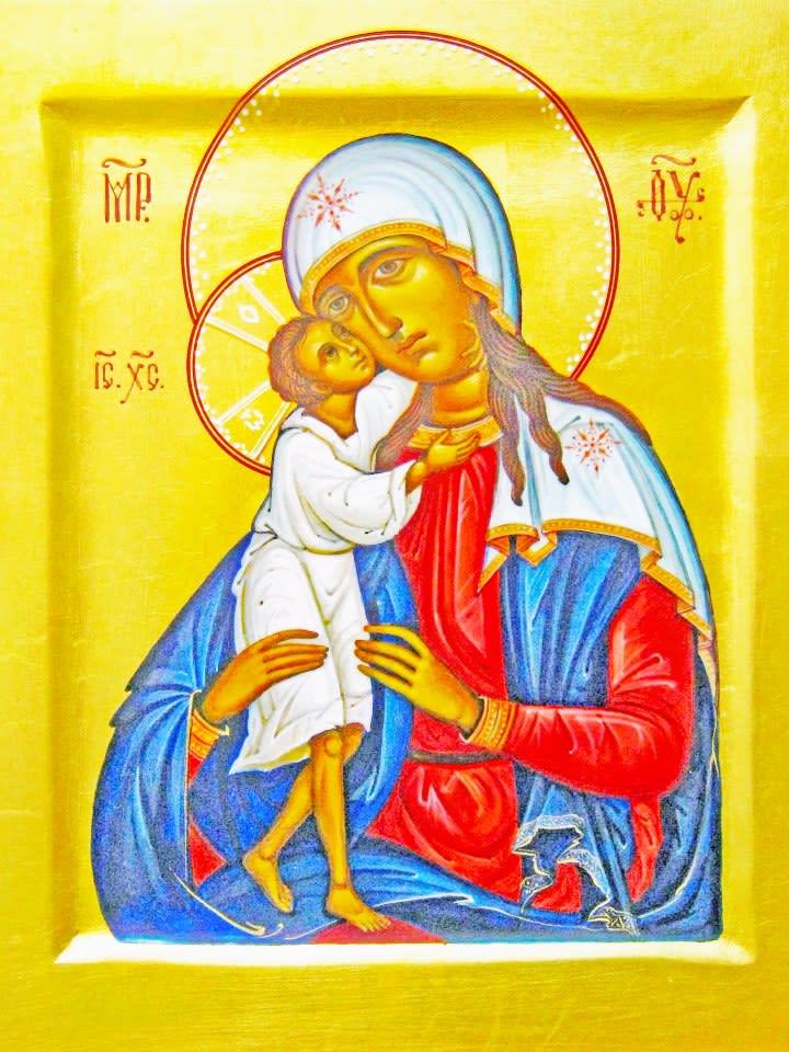 иконе Божией Матери «Взыскание погибших»