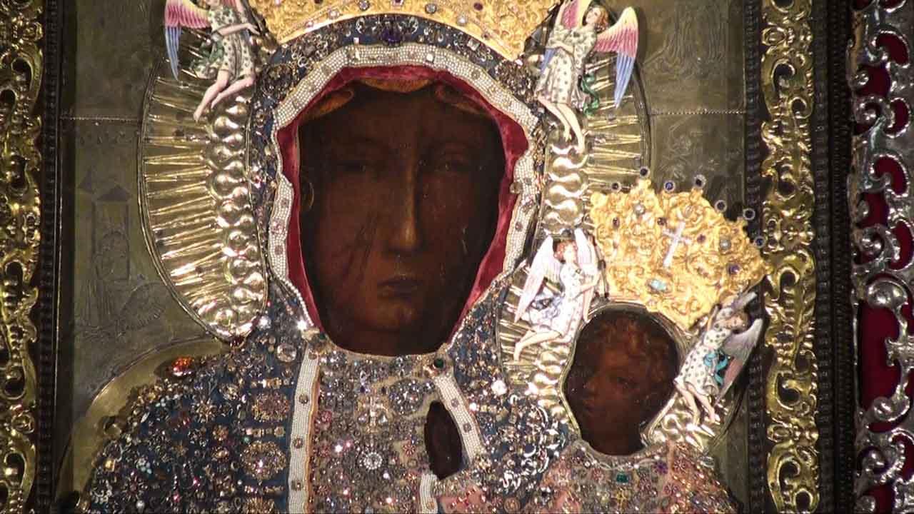 иконе Божией Матери Ченстоховская