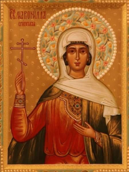 Марионилла Египетская, мц.