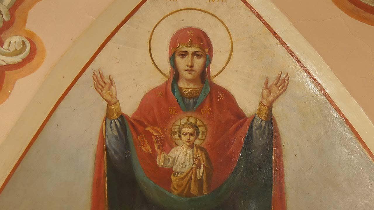 иконе Божией Матери «Знамение»