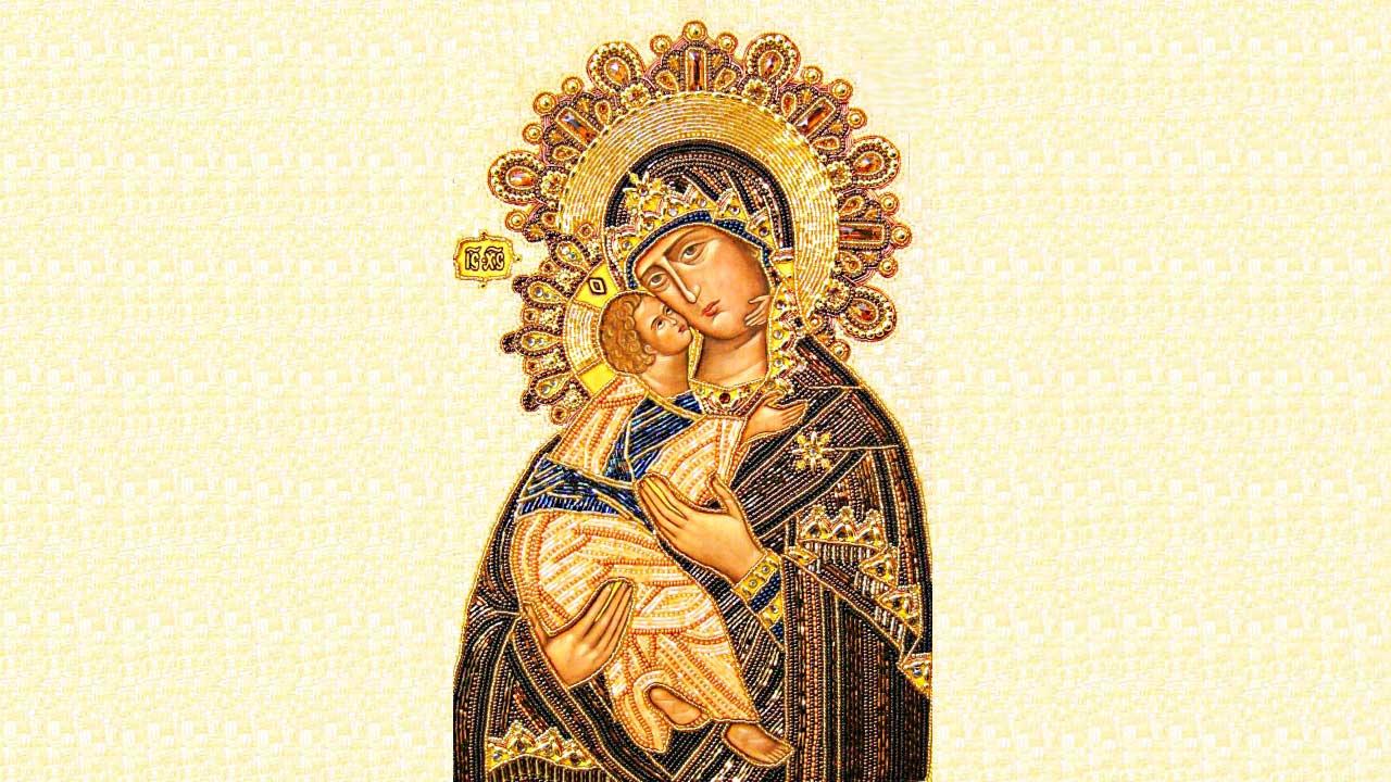 иконе Божией Матери Владимирская