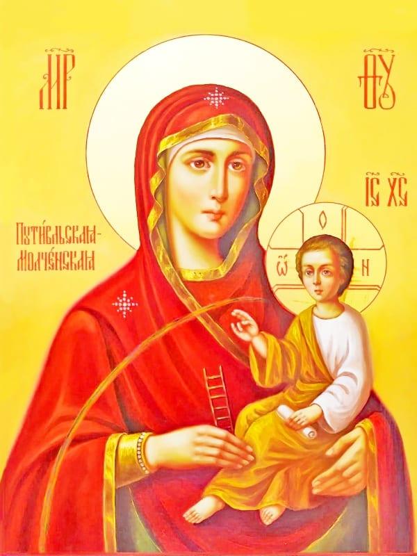 иконе Божией Матери Молченской