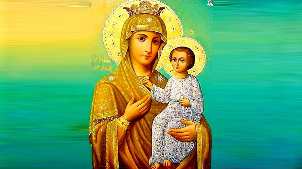 иконе Божией Матери «Избавительница»