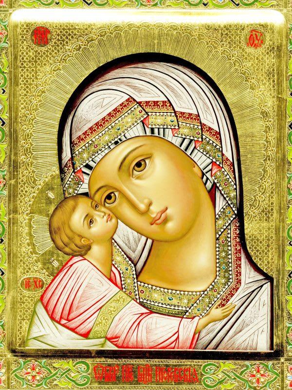 иконе Божией Матери Игоревская