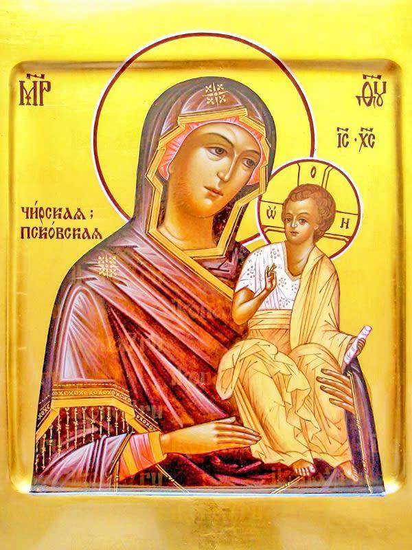 иконе Божией Матери Чирская Псковская